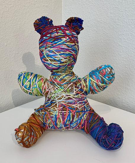 Sitting Bear #29