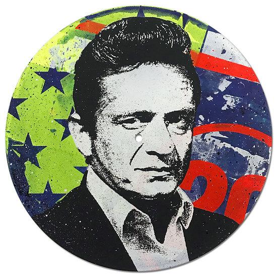 Johnny Cash Vinyl 8