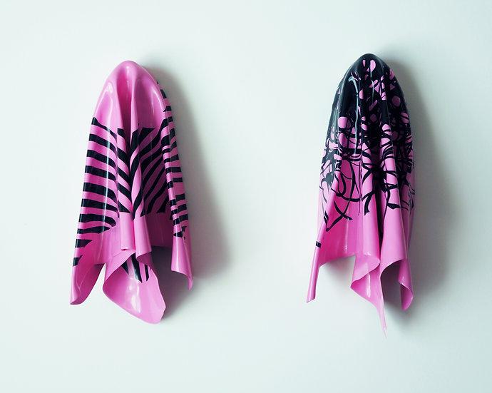 Hanky Code Pair = Light Pink