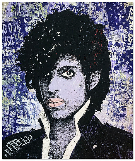 Prince Large Purple