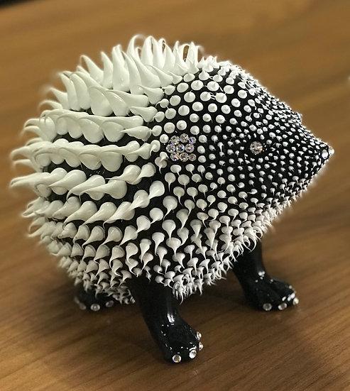 Hedgehog (Black Medium)
