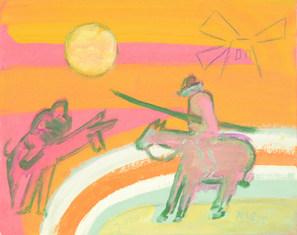 Don Quixote (Small #1)