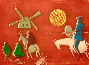 Don Quixote (Edition II)