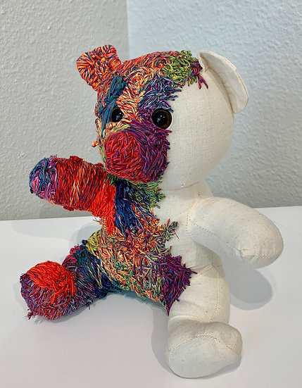 Thready Bear II (Half)