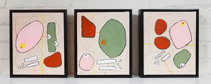 Past Present Future (Triptych)