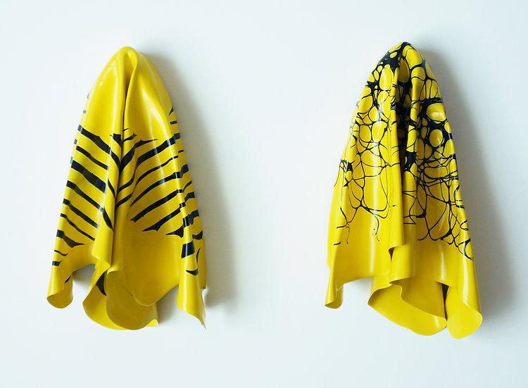 Hanky Code Pair = Yellow