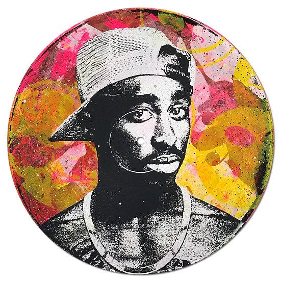 Tupac Shakur Vinyl 10