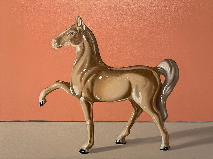 Stepping Horse
