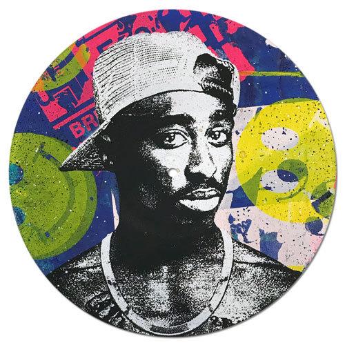 Tupac Shakur Vinyl 1