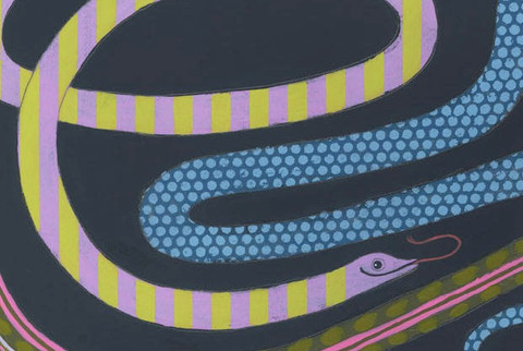 Snakes Detail