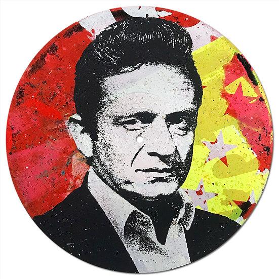 Johnny Cash Vinyl 10
