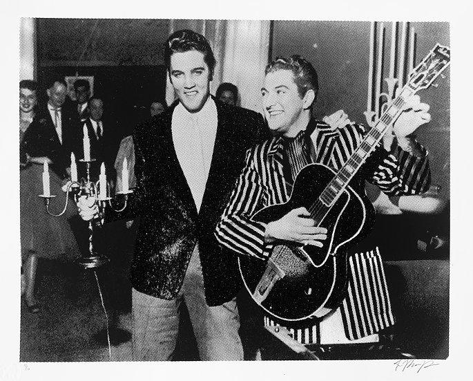 Play Hard (Elvis/Liberace)