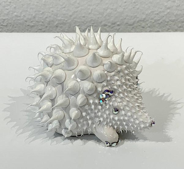 Hedgehog (White Extra Small)