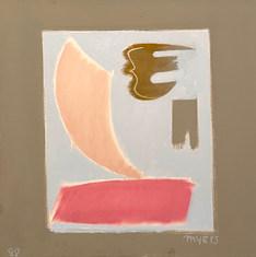 Untitled #229 (Sailboat & Gull)