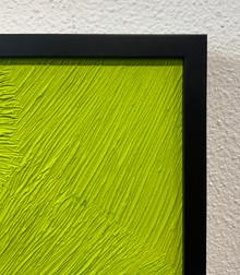 Untitled 35 Chartreuse Chrysanthemum Ser