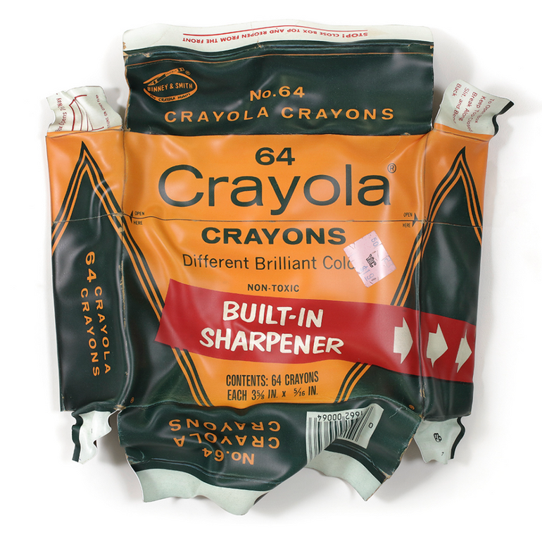 64 Crayola