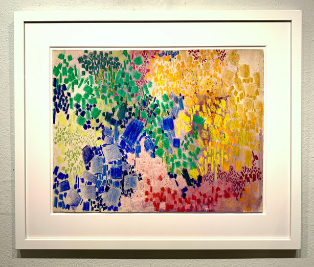 Untitled (Multicolor), 1960