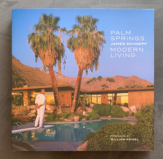 BOOK:  Palm Springs Modern Living