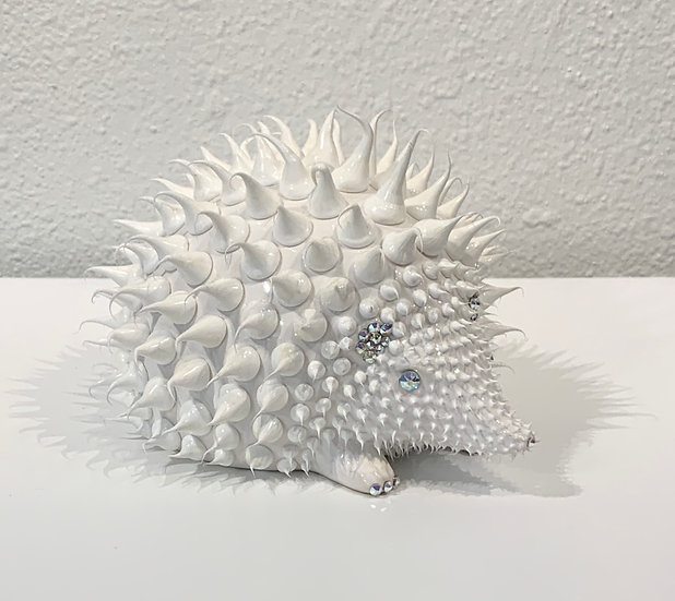 Hedgehog (White Small)