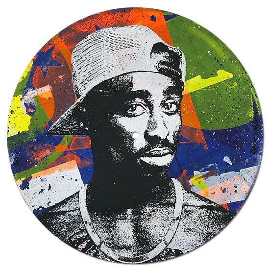 Tupac Shakur Vinyl 7