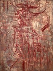 Red Nude II