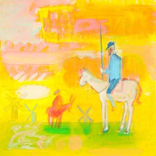 Don Quixote & Knights Series
