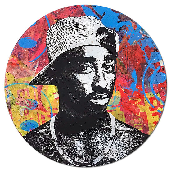 Tupac Shakur Vinyl 2
