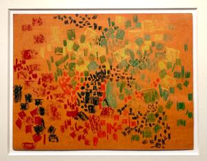 Untitled (Orange), 1959