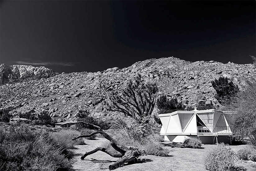 D'Angelo Rotating House 1963