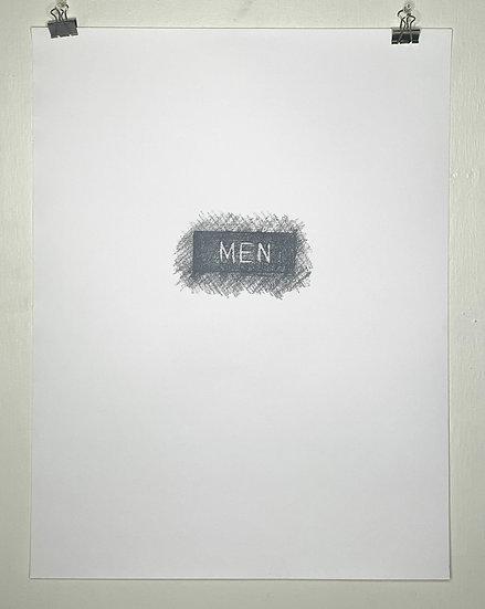 Men's Room Frottage