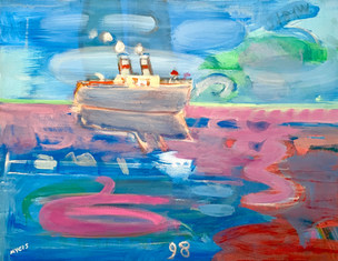 Untitled #55 (Ship)