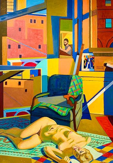 Model, Saw, Matisse