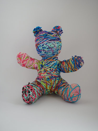 Sitting Bear #28