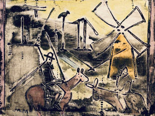 Don Quixote (Edition III) AP#2
