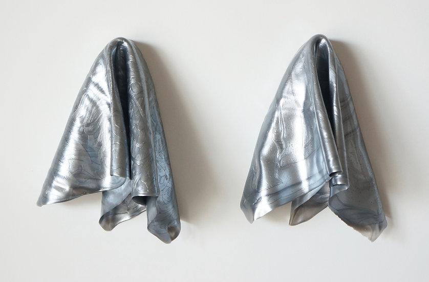 Hanky Code Silver Pair #1 & #2