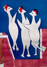 Dancing Chickens II