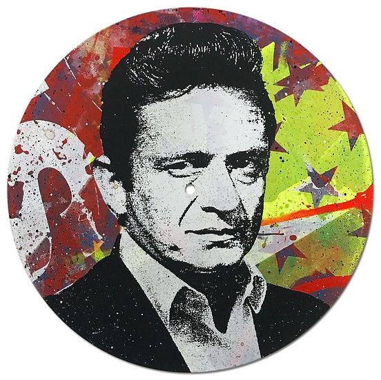 Johnny Cash Vinyl 7