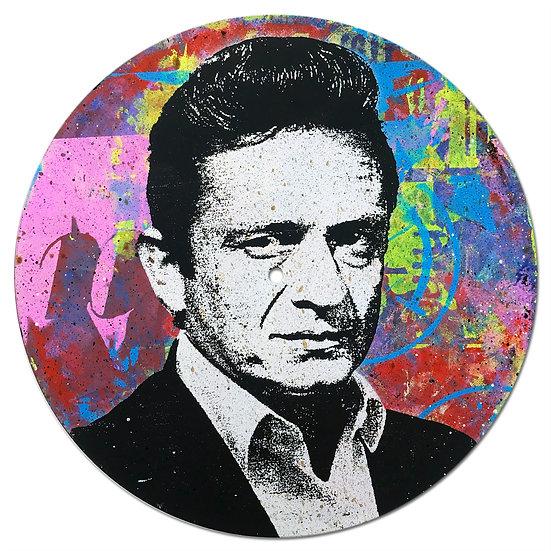 Johnny Cash Vinyl 3