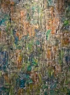 Untitled (Multicolor Large Vertical)