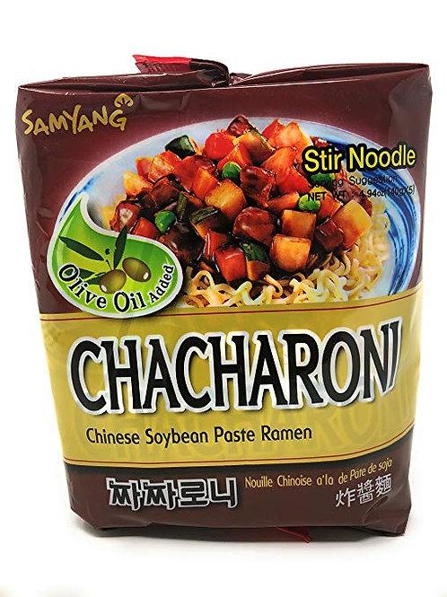 Chacharoni / 삼선 짜짜로니