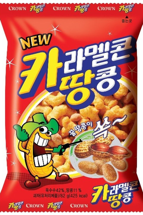 Caramel Peanut / 카라멜땅콩(s) 82g