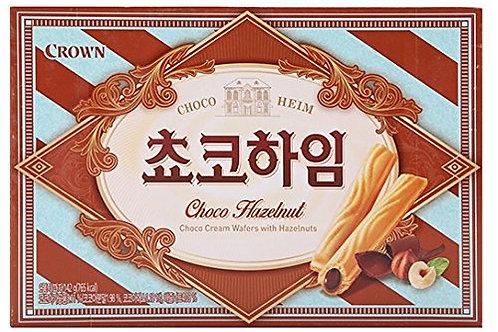 Crown Choco Heim (choco-hazelnut) / 크라운 쵸코하임 (초코-헤즐넛)