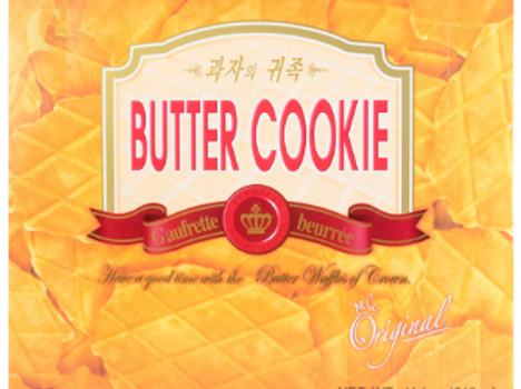 Butter Waffle Biscuit / 버터와플