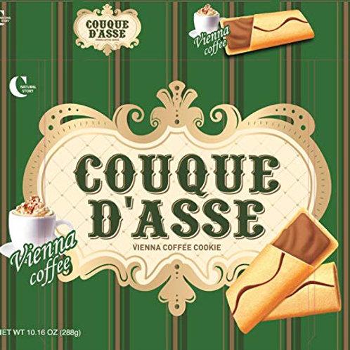 Couque D'asse / 쿠쿠다스 커피