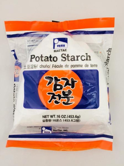 Potato Starch / 감자전분 1 lb