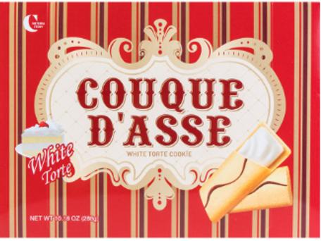 Couque D'asse White Torte  / 쿠쿠다스 화이트