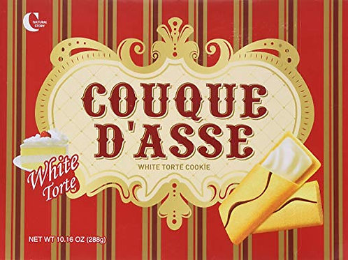 Couque D'asse / 쿠쿠다스 화이트