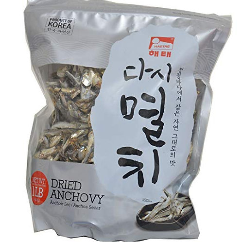 DRIED ANCHOVY 8 oz / 다시멸치