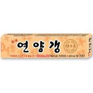 Jelly (Yunyang / Red Bean )/ 연양갱