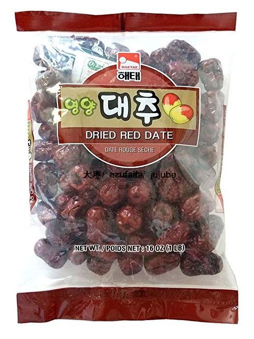 RED DATES / 대추